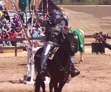 Renaissance Festival a step back in time