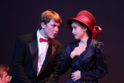Thespians complete a successful 'Town'