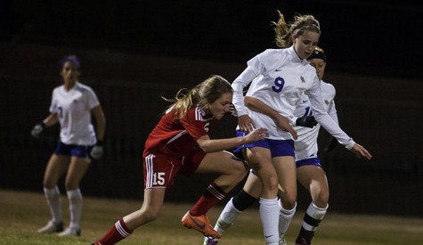 Girls' Soccer hopes this will be the year