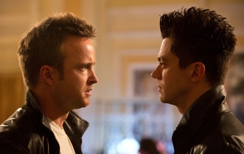 'Need for Speed' races into movie theaters