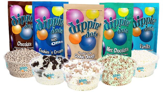 Dippin Dots added to c...