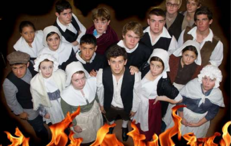 'The Crucible' to run this weekend