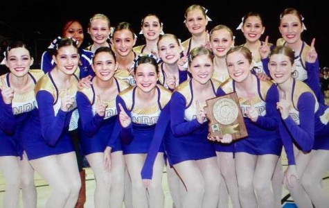 Pom team hopes to repeat last year's state win