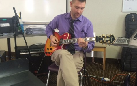Faculty spotlight: Mr. Bob Powers