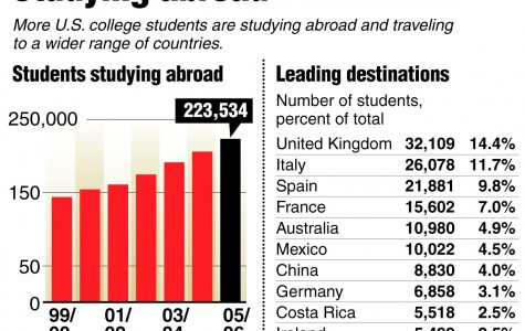Top destinations to study abroad: where and why?