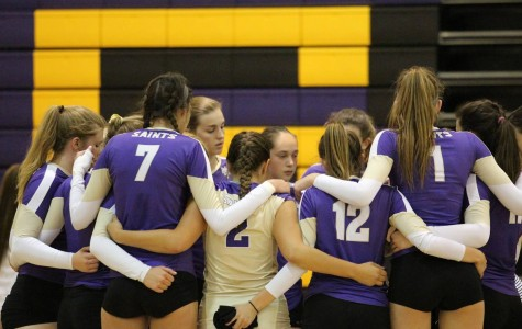 Girls' Volleyball team continues with 5-0 streak