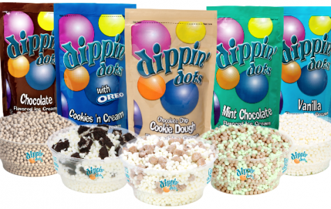 Dippin Dots added to cafeteria menu