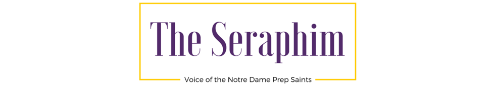 Voice of the Notre Dame Prep Saints