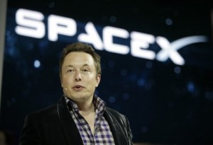 Elon Musk, founder of SpaceX. (Photo: AP/Jae C. Hong)