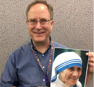 Saint Teresa: an inspiration on campus