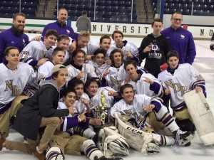 Hockey state finals Saturday