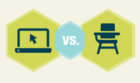 Deep dive: online vs. traditional education